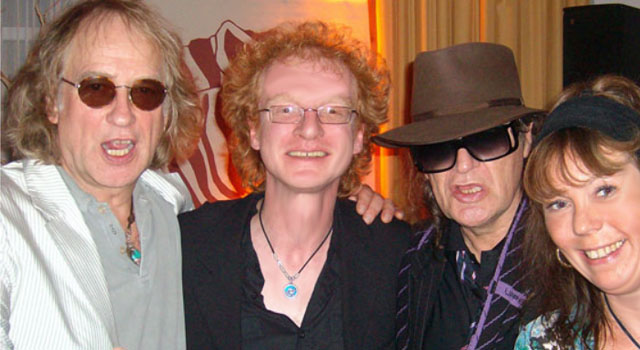 Cookie and friends mit Udo Lindenberg