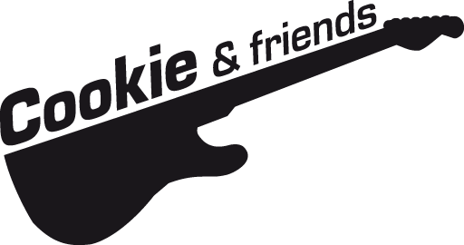 Cookie and friends Logo